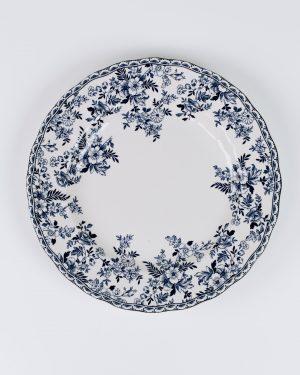 dinnerware floral dinner