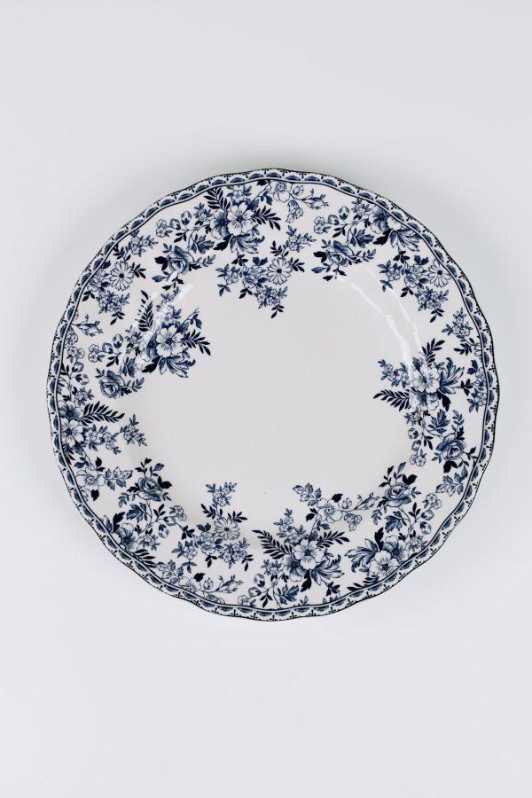 dinnerware-floral-dinner