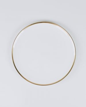 dinnerware gold dinner