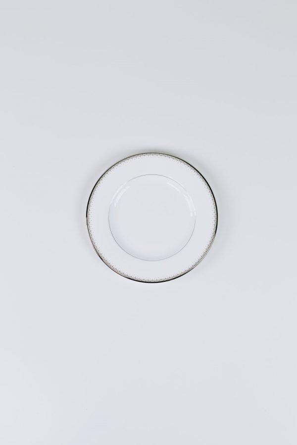 dinnerware silver bread