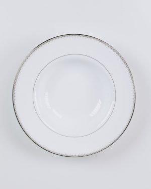 dinnerware silver soup