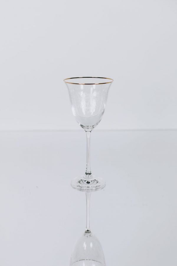 glassware albert wine
