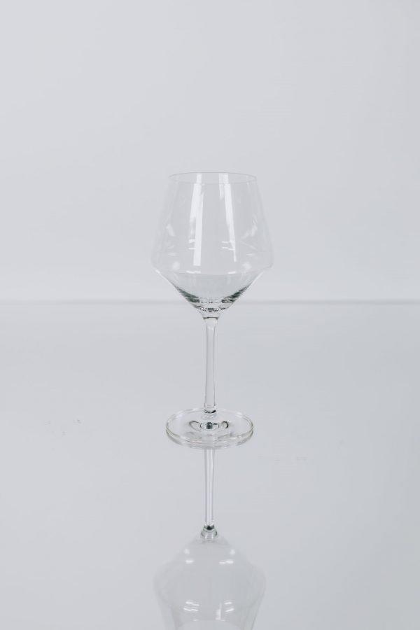 glassware modern redwine