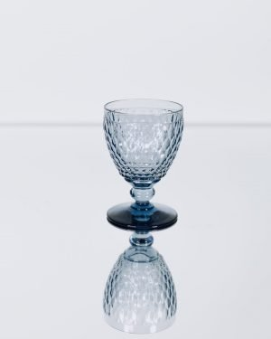 glassware villeroy blue