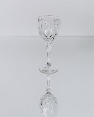 glassware waterford whitewine