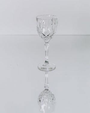 glassware waterford whitewine